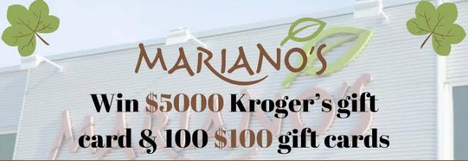 Mariano's Rewards