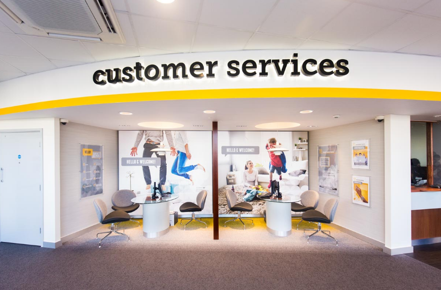 Money Shop Customer Service