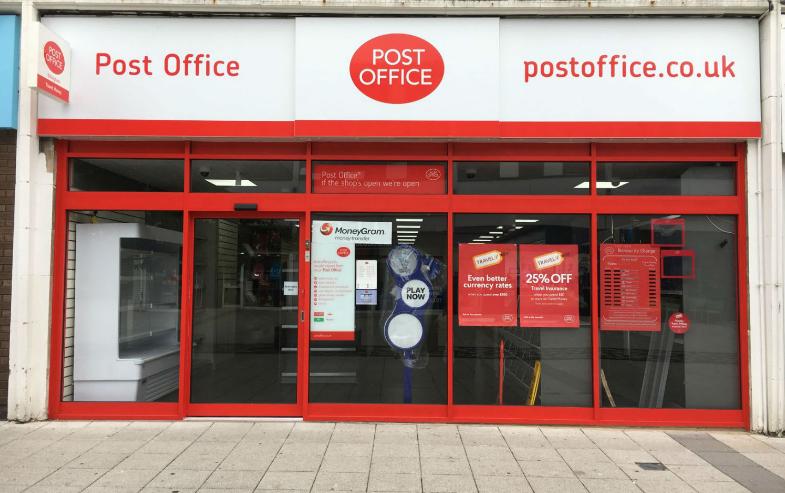 Post Office Tell Us Customer Survey