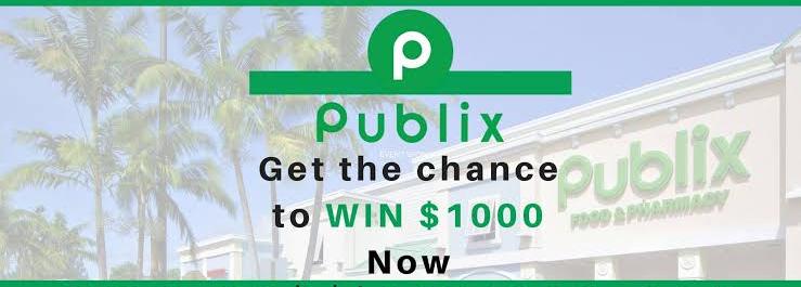 Publix Rewards - $1,000 Gift Card