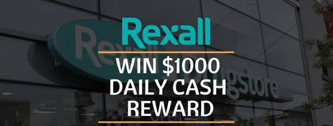 Rexall Drugstore Rewards