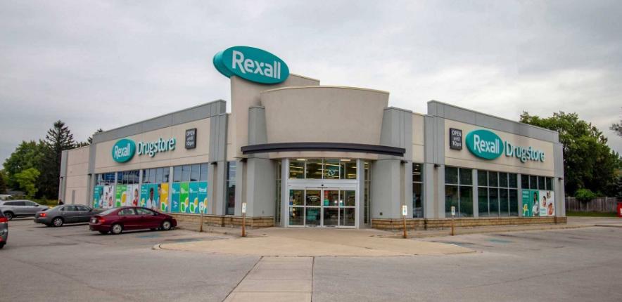 Rexall Pharma Plus Ltd.