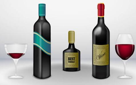 Table Table Survey -Win Wine Bottle