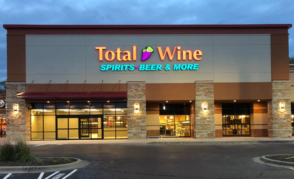 Total Wine Feedback Survey