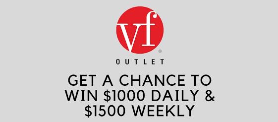 VF Outlet Customer Survey Rewards