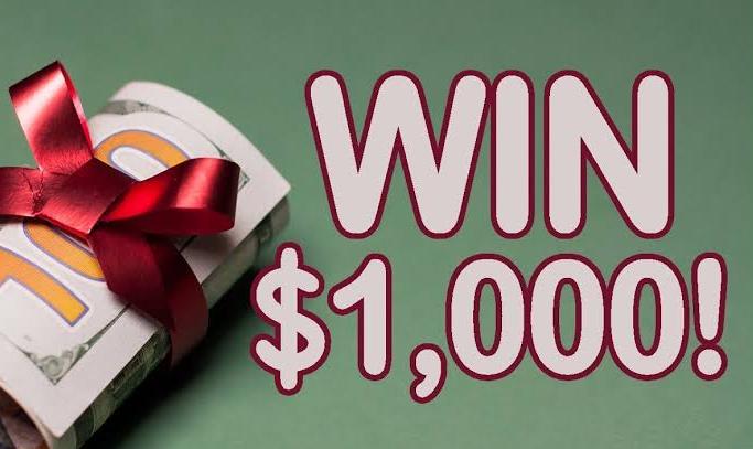 Visionwork Rewards - $1,000 Cash Prize