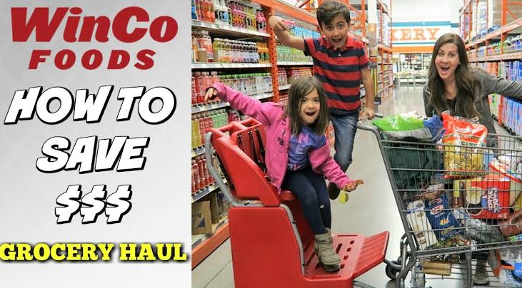 WinCo Foods 500 Gift Card Monthly