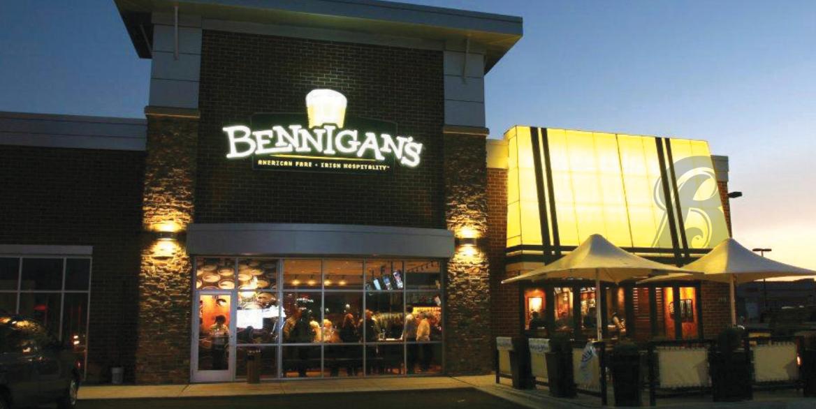 Bennigan's Feedback Survey