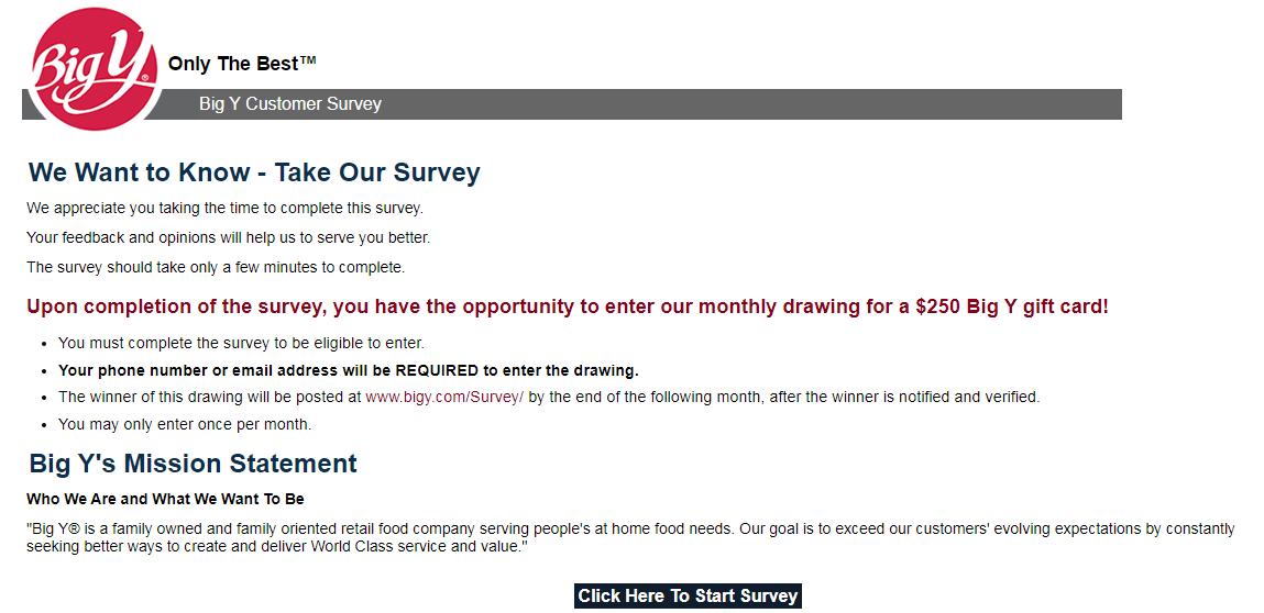 www.bigy.com/survey