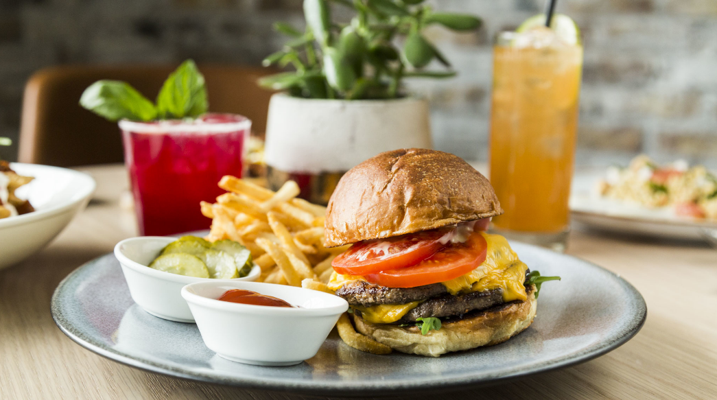 Capital Burger Customer Feedback Survey