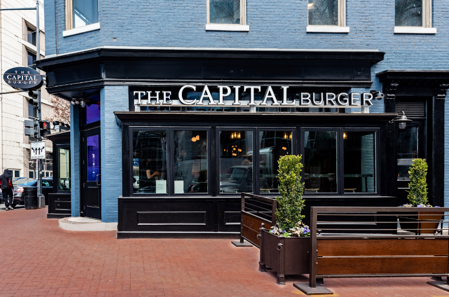 Capital Burger Customer Satisfaction Survey