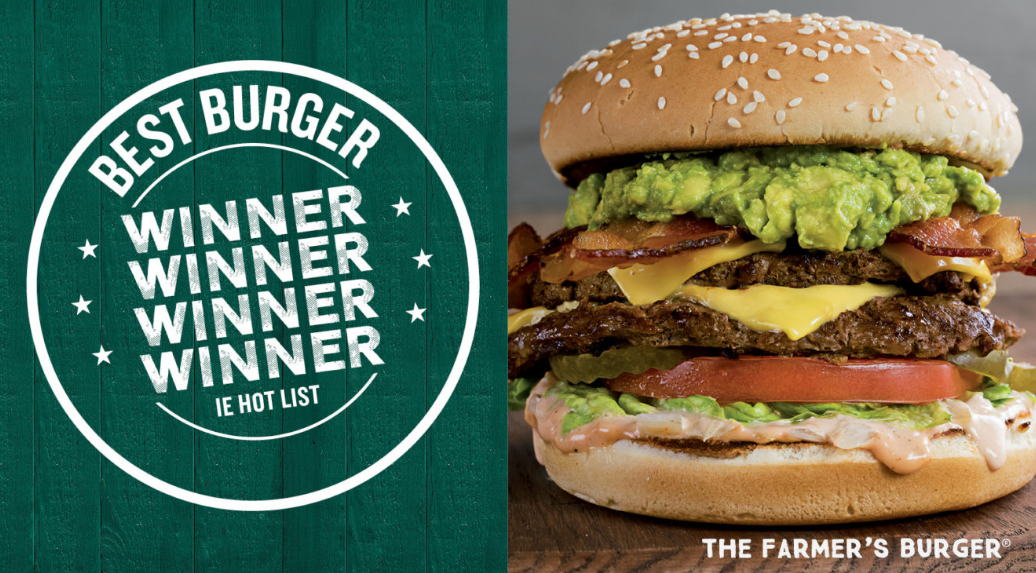 The Capital Burger Survey Sweepstakes