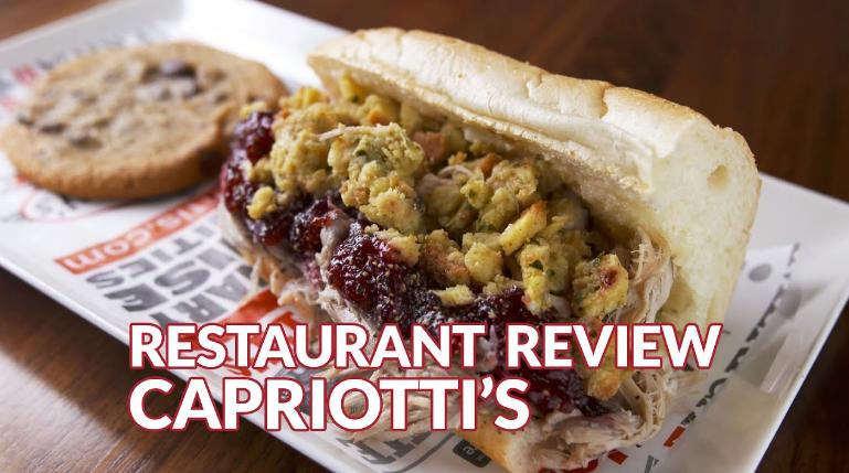 Capriotti's Guest Satisfaction Survey