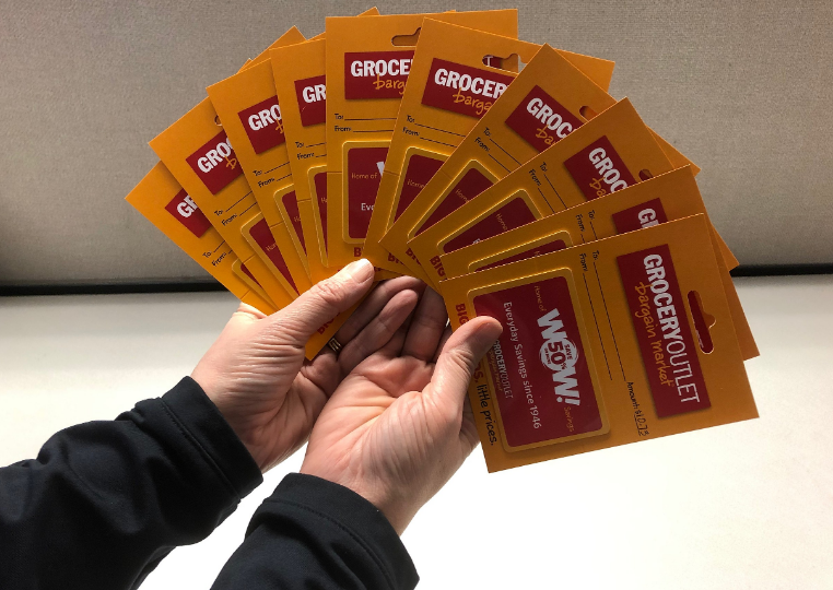 $250 Grocery Outlet Gift Card