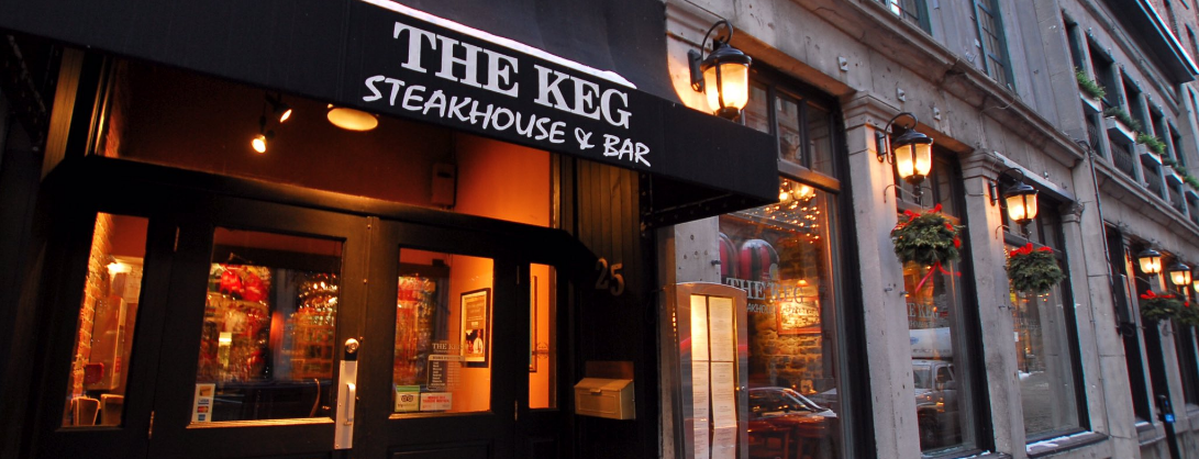 The Keg Steakhouse + Bar Survey