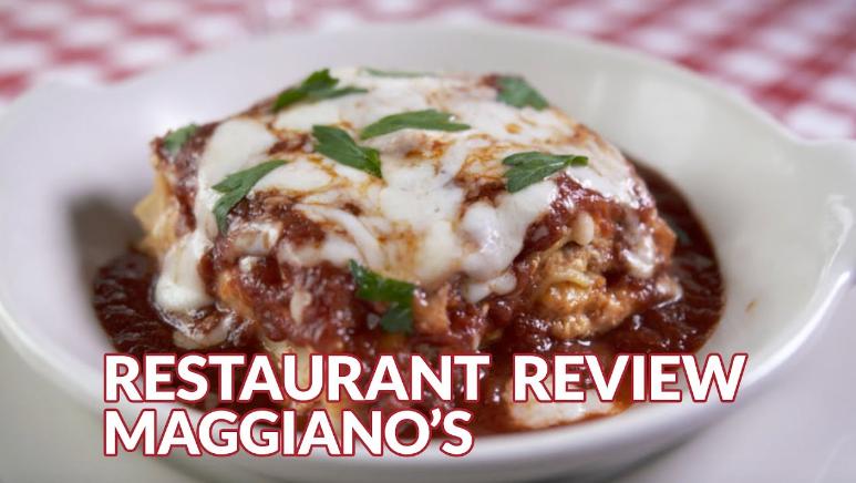 Maggiano's Customer Experience Survey