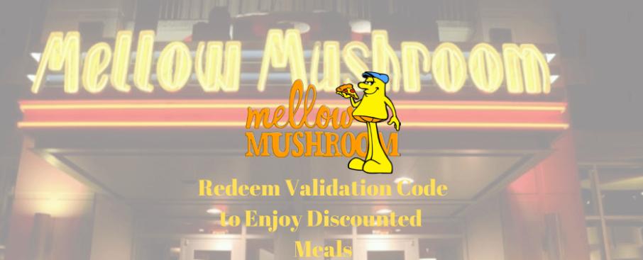 Mellow Mushroom Survey Rewards