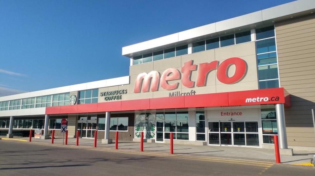Metro Inc. Survey