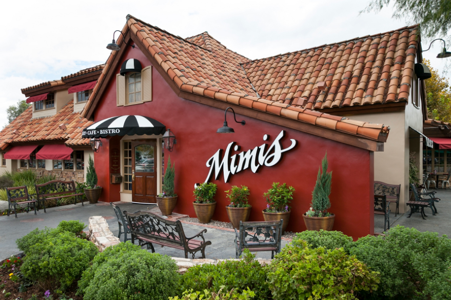 Mimi's Cafe Free Muffins or Croissant Survey