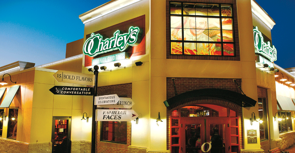 My O'Charley's Experience Guest Satisfaction Survey