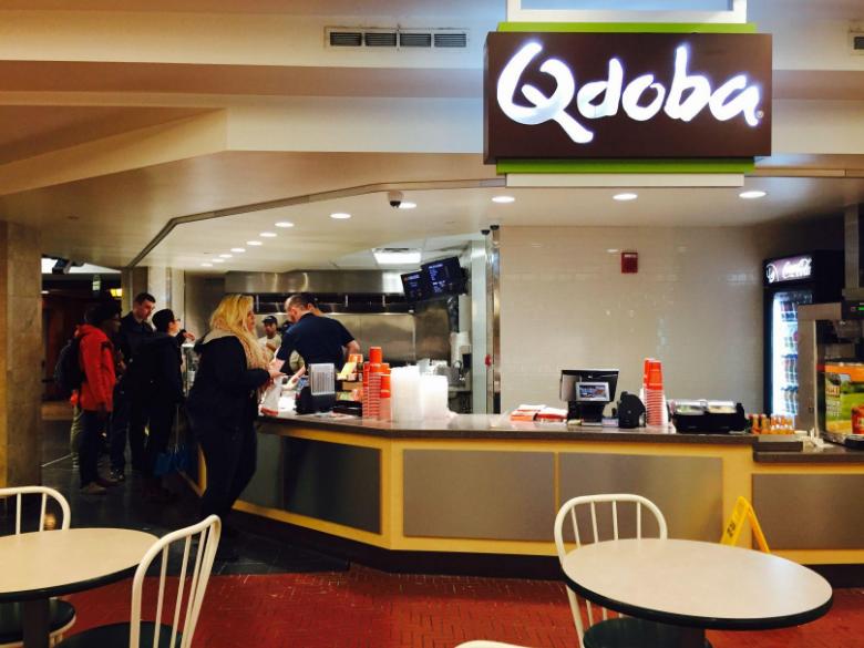 Qdoba Mexican Eats Survey