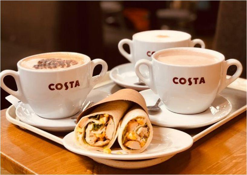 Costa Coffee Feedback Survey