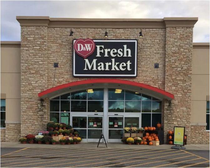D&W Fresh Market Guest Survey