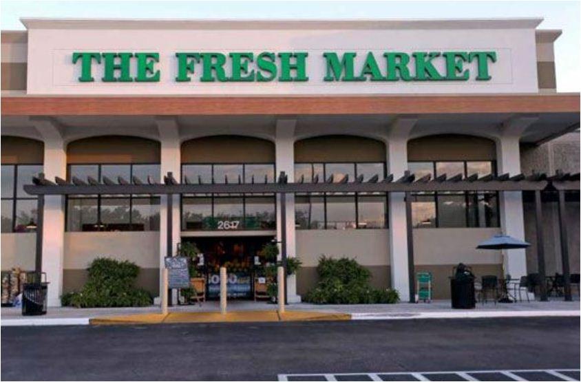 Glen's Fresh Market Survey