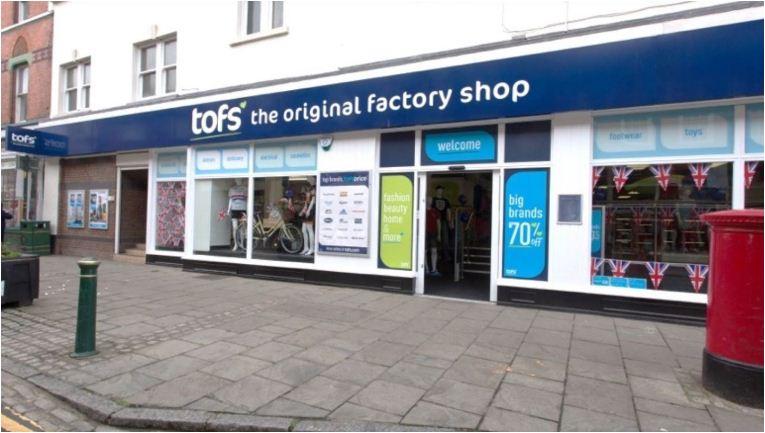 Tofs Customer Survey