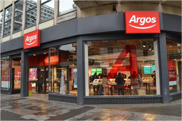 Argos Opinion Survey