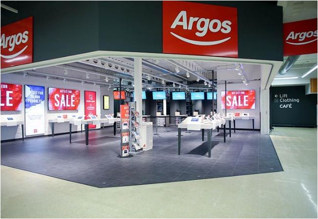 Argos Satisfaction Survey