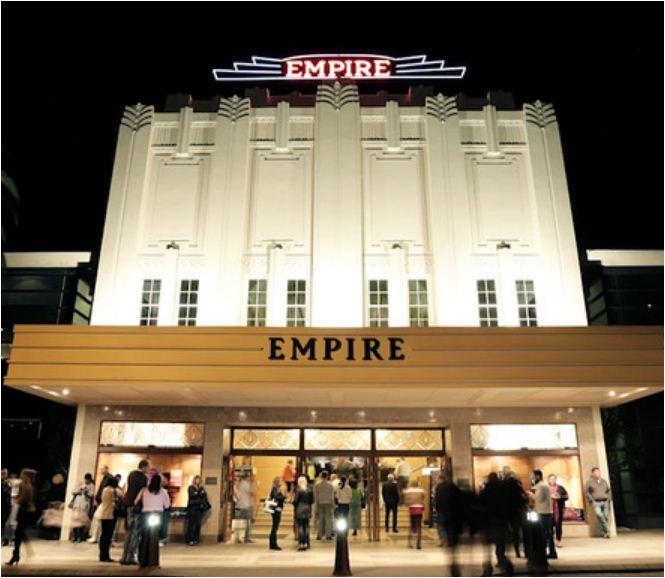 Empire Theatres Online Survey