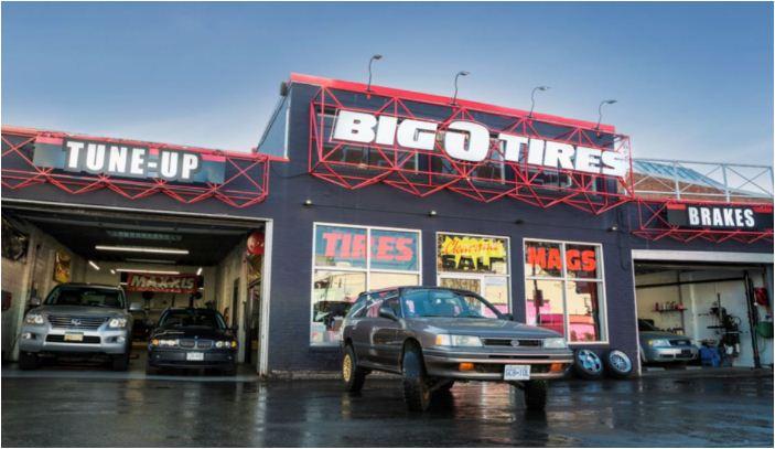 Big O Tires Survey