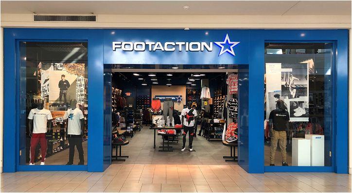 Foot Action Guest Survey