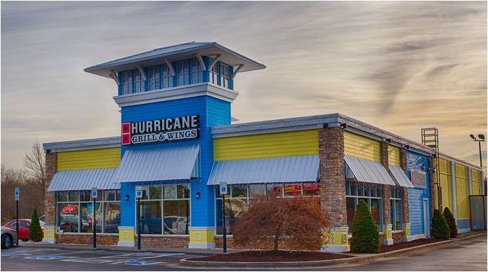 Hurrican Grill & Wings Customer Survey