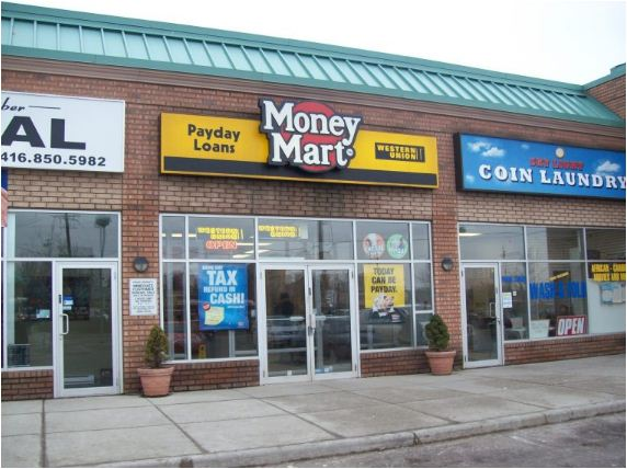 Money Mart Survey