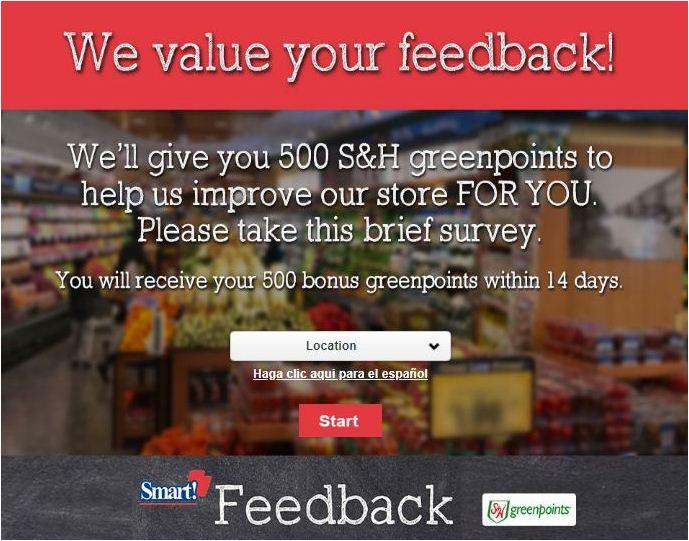 Foodtown Survey