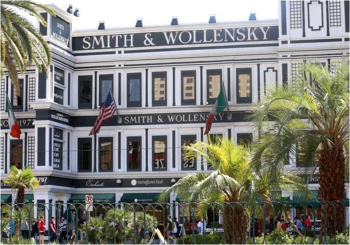 Smith & Wollensky Receipt Survey