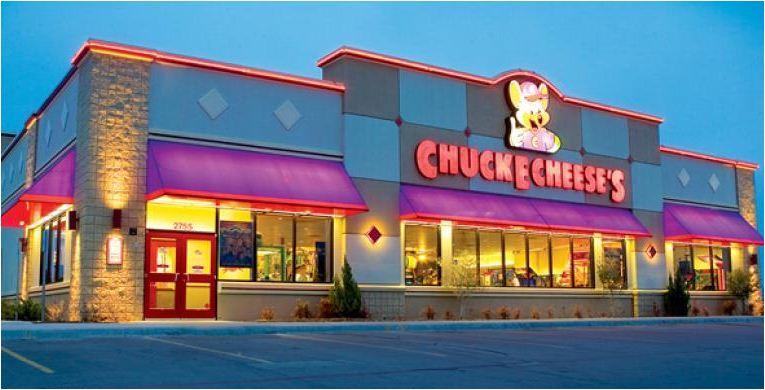 Chuck E Cheese Customer Survey