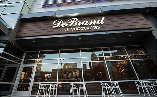 DeBrand Fine Chocolates Guest Survey
