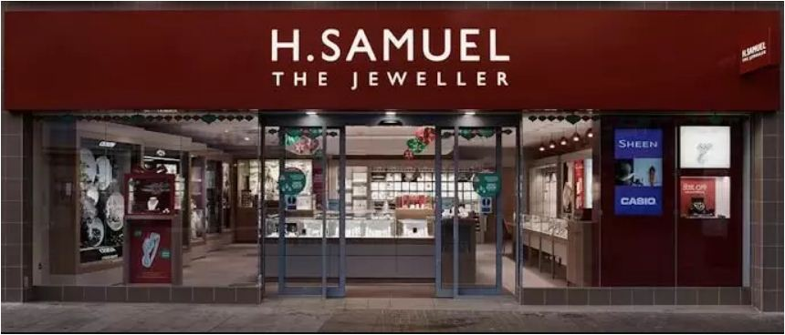 H.Samuel UK store Guest Survey