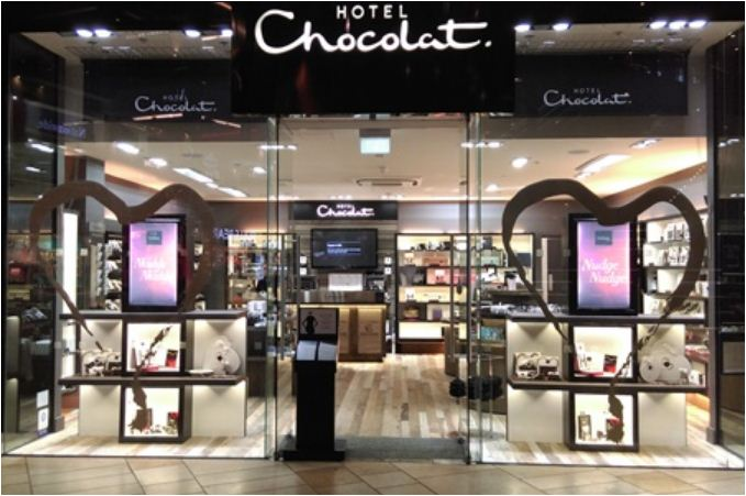 Hotel Chocolat Consumer Survey