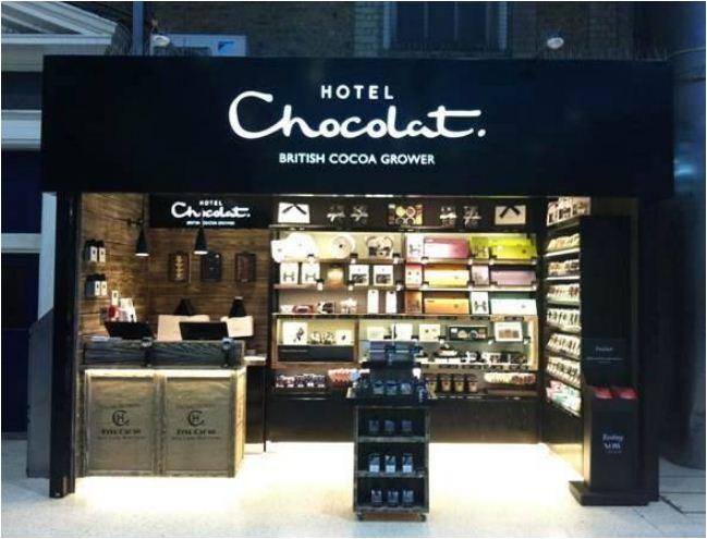 Hotel Chocolat Customer Survey