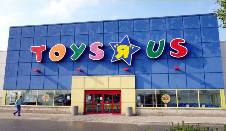 Toys R Us Consumer Survey