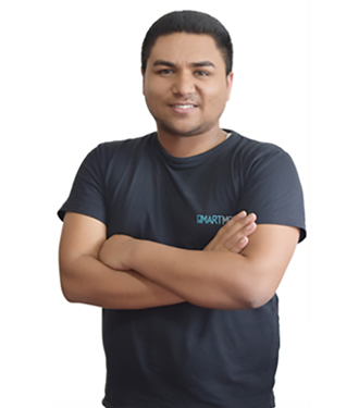 Dev Khadka - Chief Technological Officer at SmartMobe