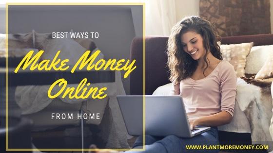 19+ Best Ways To Make Money Online From Home (100% Legit)