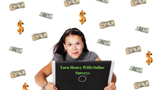 earn money with online surveys from home
