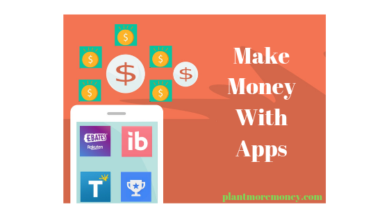 Apps to make money from home