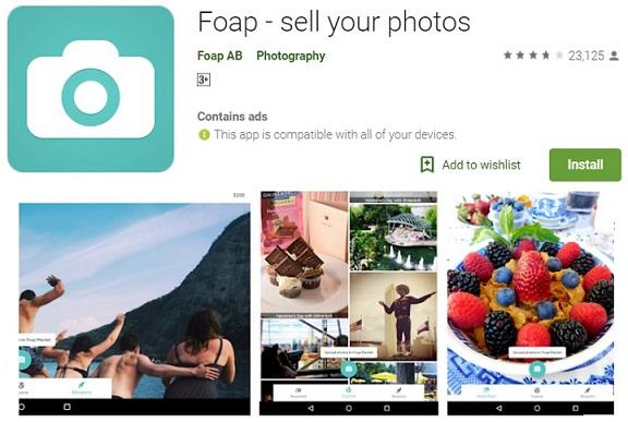 foap best money earning app