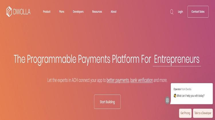 DWOLLA payment platform